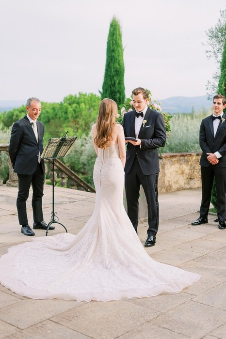 Wedding at Villa Palagio